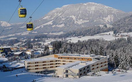 Rakousko - Tyrolsko na 2 až 8 dní, polopenze s dopravou vlastní