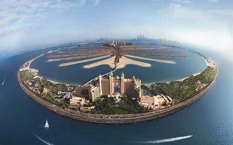 Spojené arabské emiráty - Sharjah na 7 až 8 dní, snídaně s dopravou letecky z Prahy
