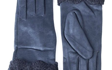 Dámské elegantní rukavice pletená krajka BW011