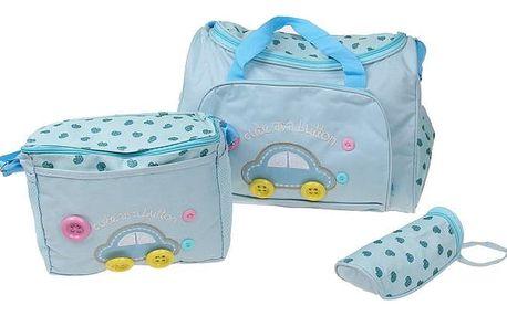 Přebalovací taška set 3 ks