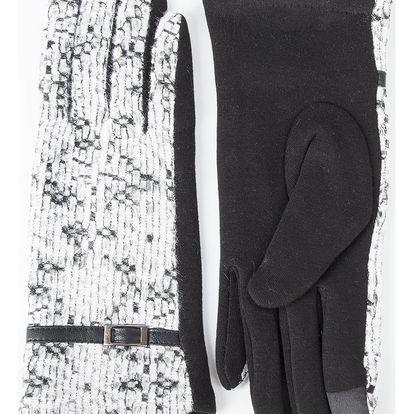Dámské rukavice ala Coco Chanel CW033