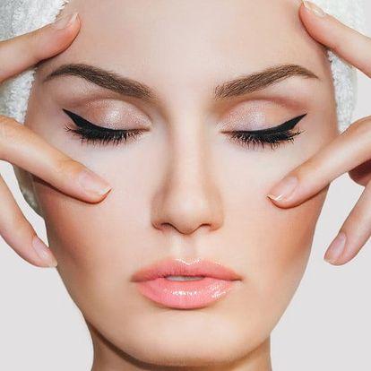 Lifting očního okolí a pozvednutí očních víček