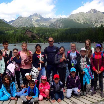 Víkendový pobyt plný super zábavy pre deti a mládež vo Vysokých Tatrách