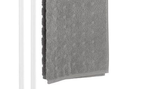 Koupelnový stojanový věšák na ručníky MACAO - 2 ramenný, WENKO