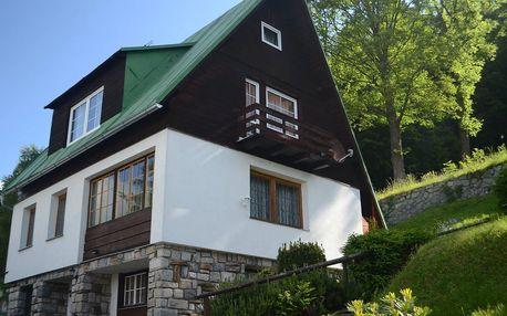 Duben až prosinec 2019: apartmán ve Špindlerově Mlýně až pro 10 osob