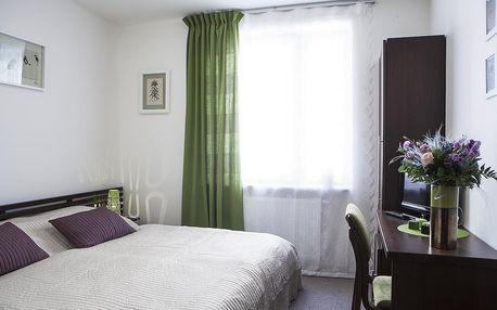 Praha: Hotel Lavanda