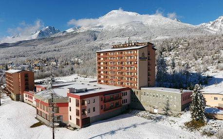 Zimní wellness pobyt v GRAND HOTEL BELLEVUE****