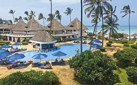 Tanzanie - Zanzibar na 7 až 16 dnů, plná penze s dopravou letecky