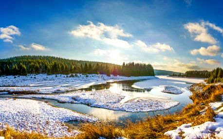 Krušné hory: pobyt mezi horami a lázněmi