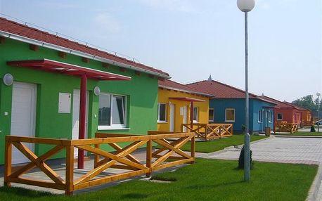 Slovensko - Senec Lakes na 8 dní, bez stravy s dopravou vlastní
