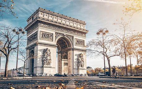 4denní zájezd i na Silvestra pro 1 do Paříže, Versailles a německých lázní Amberg