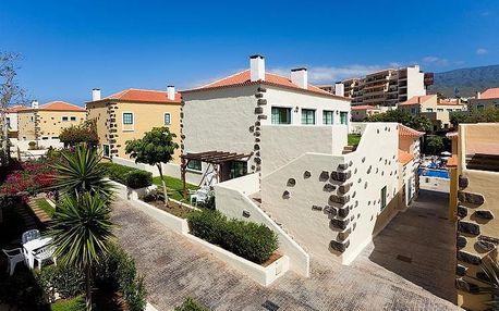 Kanárské ostrovy - Tenerife na 8 dní, polopenze nebo snídaně s dopravou letecky z Prahy 600 m od pláže