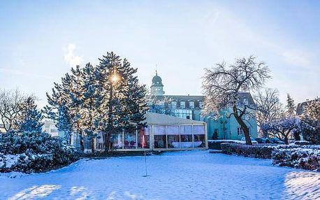 Bratislava komfortně v zámeckém hotelu