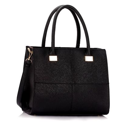 Dámská kabelka Gisele 153M černá