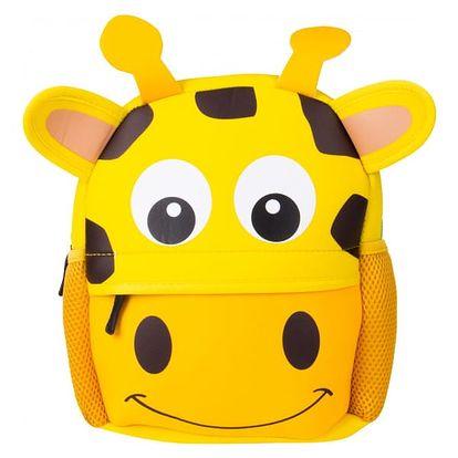 Dětský batoh ve tvaru zvířátek - 9 variant