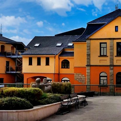 Pobyt v Adršpachu: 3–6 dní s polopenzí a wellness