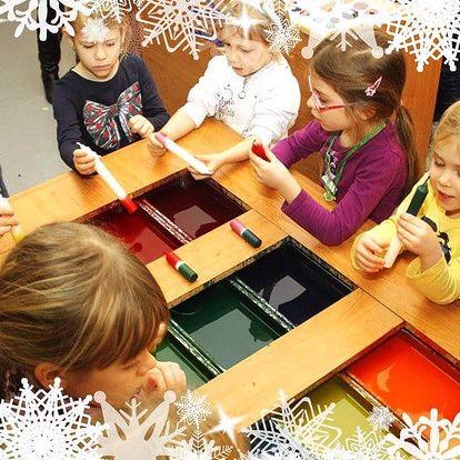 Vyrobte si svíčky na Vánoce v tvůrčí dílně Rodas