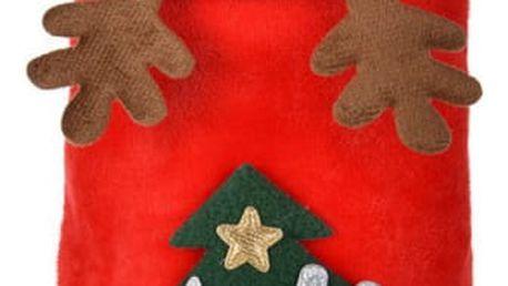 Vánoční obleček pro pejska