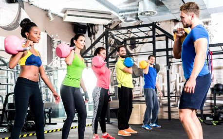 Vybrané fitness kurzy v Red Academy