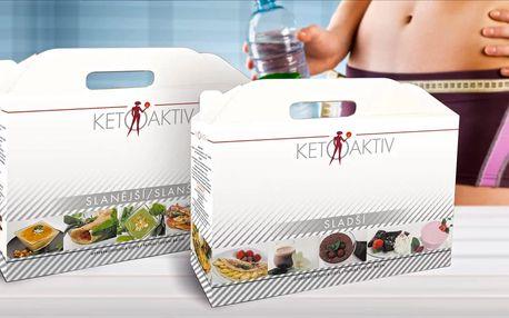 14denní kúra KETOAKTIV®: zbavte se tuků díky proteinové dietě