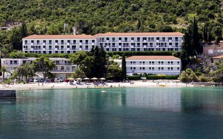 Chorvatsko - Pelješac na 10 dní, all inclusive s dopravou autobusem 20 m od pláže