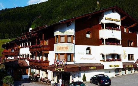 Rakousko - Stubaital na 5 až 8 dní, polopenze s dopravou vlastní 200 m od pláže