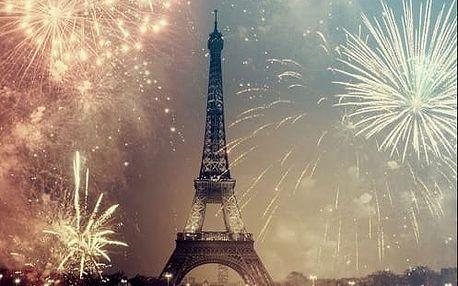 3 denní zájezd do Paříže - oslavte SILVESTER ve městě zamilovaných