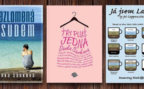Bestsellery od Danky Šárkové a kniha typologie