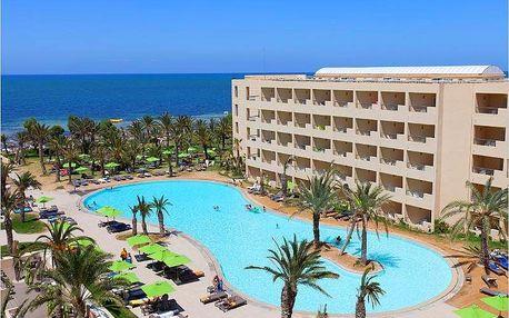 Tunisko - Monastir na 8 až 15 dní, all inclusive s dopravou letecky z Prahy přímo na pláži