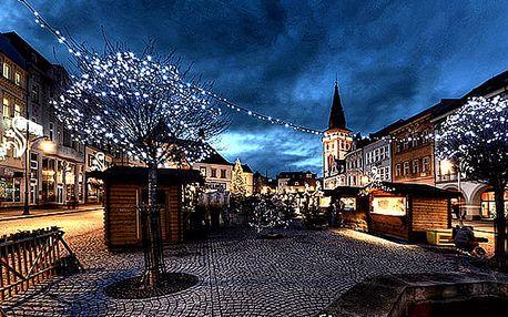 4denní vánoční pobyt v hotelu Clochard *** pro 1 osobu, štědrovečerní menu, živý betlém, vánoční mše