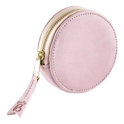 Busy B Mini peněženka na drobné Pretty, růžová barva, textil
