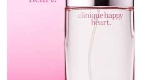Clinique Happy Heart 50 ml parfémovaná voda tester pro ženy