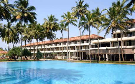 The Blue Water Hotel - Srí Lanka (Cejlon), Kalutara
