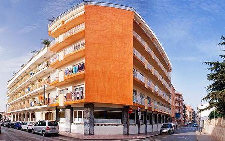 Španělsko - Costa del Maresme na 8 dní, plná penze s dopravou letecky z Prahy 450 m od pláže