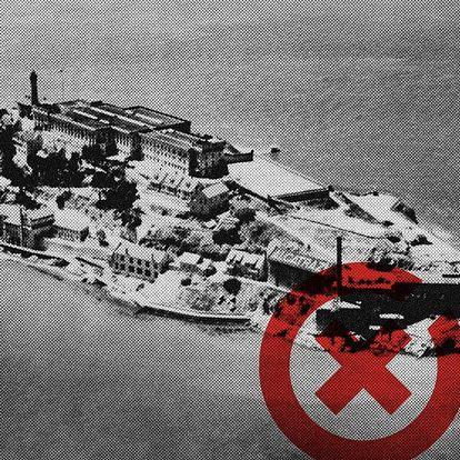 Útěk z Alcatrazu: úniková hra plná napínavé akce