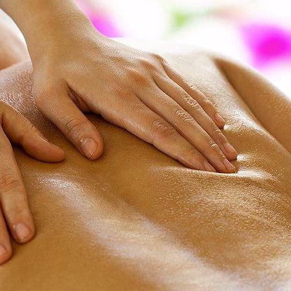 90minutová klasická masáž