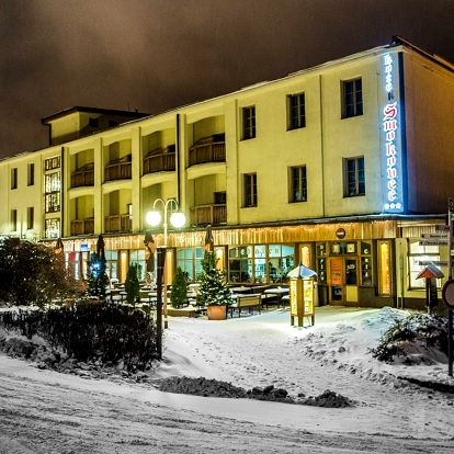 Relax v hotelu Smokovec v Tatrách přes zimu i léto 2019