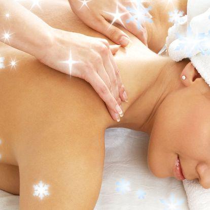Výběr ze 4 slastných až 90minutových masáží