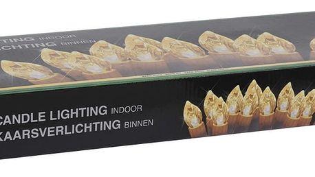 Světelný řetěz Genazzano teplá bílá, 50 LED