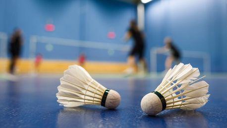 Víkendový anebo dopolední badminton
