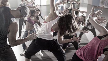 Zumba, Dancehall, Vogue, Body Ballet - 1× či 4× 60min. lekce