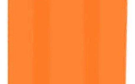 Termoska ve tvaru plechovky 0,5 l, oranžová