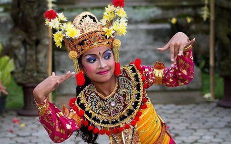 Ostrov bohů a tisíce chrámů, Indonésie, letecky, snídaně v ceně