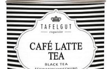 TAFELGUT Černý čaj s kávovými zrny - 130 gr, černá barva