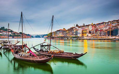 Za historií země mořeplavců, Portugalsko, letecky, polopenze