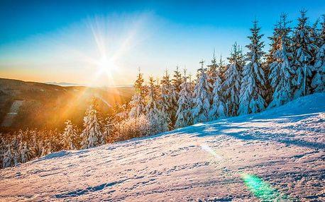 Dovolená v Beskydech u ski areálů se saunou