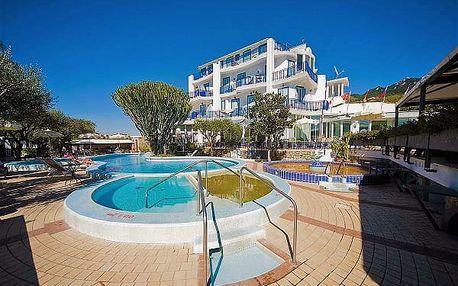 Ischia, Hotel Il Gattopardo - pobytový zájezd, Ischia, Itálie, letecky, polopenze