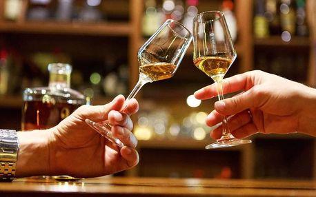 Degustace luxusních rumů Plzeň