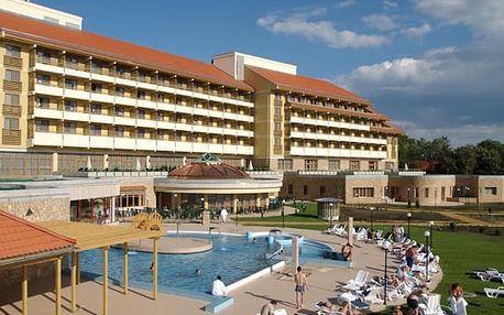 Lázně Tapolca, Hunguest hotel Pelion - pobytový zájezd, Lázně Tapolca, Maďarsko, letecky, polopenze