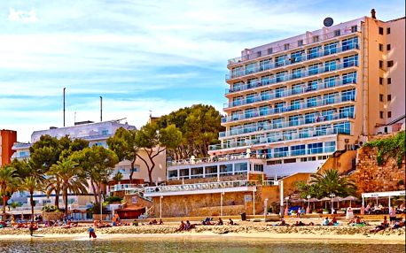 Španělsko - Mallorca na 8 dní, polopenze s dopravou letecky z Prahy